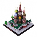ST. BASIL'S CATHEDRAL รัสเซีย