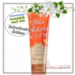 Bath & Body Works / Body Cream 226 ml. (Salted Caramel Apricot) *Limited Edition #AIR