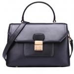 La Festin Paris handbags : Paso กระเป๋าหนังแฟชั่นผู้หญิงทรงสวยสไตล์วินเทจ ID: B009
