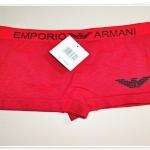 กางเกงในเนื้อนุ่ม ผู้หญิง สีแดง B002