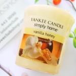 Yankee Candle / Samplers Votives 1.75 oz. (Vanilla Honey)