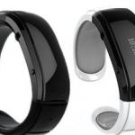 นาฬิกาข้อมือ แบบ กำไล นาฬิกา ไฮเทค รับโทรศัพท์ ได้ มีฟังก์ชั่น Bluetooth ใช้เป็น โทรศัพท์ สีดำ และ ขาว สินค้าลดราคา จำนวนจำกัด no 64760