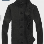 เสื้อกันหนาว ผู้ชาย เสื้อไหมพรมถัก แขนยาว แฟชั่นต่างประเทศ ดีไซน์เก๋ ไฮโซ ใส่แล้วอุ่นมากค่ะ สีดำ no 8087720_2