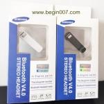 Bluetooth SAMSUNG R13 (High-Quality headset) (ฟังเพลง MP3 ได้ +เชื่อมต่อกับมือถือได้ 2 เครื่องพร้อมๆกัน)