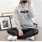 เสื้อกันหนาวฮู้ดดี้ แฟชั่นเกาหลี สีเทา น่ารักมากจ้า พร้อมส่ง