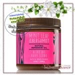 Bath & Body Works / Olive Oil Body Scrub 226 g. (Mint Leaf & Bergamot) *Limited Edition
