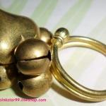 (ขายแล้วค่ะ) C018 แหวนทองเหลือง รูปหัวใจ
