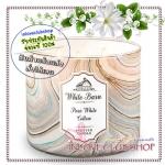 Bath & Body Works Slatkin & Co / Candle 14.5 oz. (Pure White Cotton) *