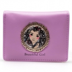 Samilon กระเป๋าสตางค์ รุ่น 1225 - Purple
