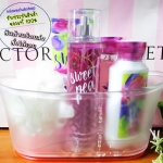 Bath & Body Works / Splish Splash Gift Set (Sweet Pea)