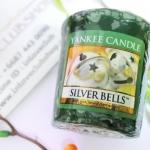 Yankee Candle / Samplers Votives 1.75 oz. (Silver Bells)