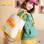 Preorder กระเป๋า เป็ดเหลือง B.Duck Gismo แท้ สีขาว