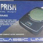 """SUB BOX 8"""" PRISM"""