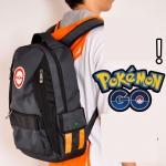Preorder กระเป๋าเป้ซาโตชิ POKEMON GO [2แบบ]