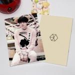 Preorder สมุด EXO Sehun
