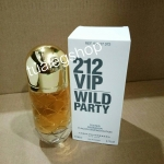 Carolina Herrera 212 VIP Wild Party EDT 80 ml. (tester box)