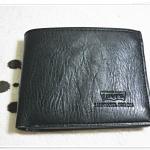 กระเป๋าสตางค์ Levis หนังสีดำ L101