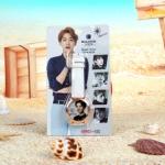 พร้อมส่ง นาฬิกาข้อมือ EXO Baekhyun