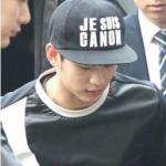 Preorder หมวก Kimsoohyun