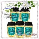 Bath & Body Works / PocketBac Sanitizing Hand Gel 29 ml. Pack 5 ขวด (Eucalyptus Spearmint)