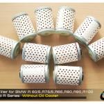 ไส้กรองน้ำมันเครื่อง สำหรับรถBMW R60/5,R75/5 ,R80,R45,R65,R90,R100 ที่ไม่มีออย์คูลเลอร์