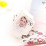 นาฬิกา Led EXO Sehun [White Cute]