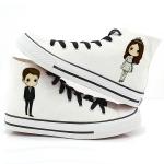 รองเท้าผ้าใบ Lee minho [the heir] ver1