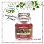 Yankee Candle / Small Jar Candle 3.7 oz. (Red Berry & Cedar)