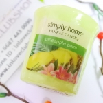 Yankee Candle / Samplers Votives 1.75 oz. (Pineapple Palm)