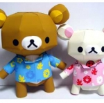 ชุดหมีคุมะ 1
