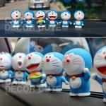 คละแบบ - ตุ๊กตาเซ็ต Doraemon STAND BY ME โดเรม่อน 6 ชิ้น วางตกแต่งหน้ารถยนต์