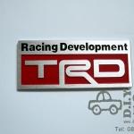 เพจอลูมิเนียม TRD Racing Development