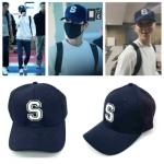 Preorder หมวกเหมือนแบบ Song joon ki XHM133
