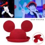 พร้อมส่ง หมวก EXO มิ๊กกี้ PYM213