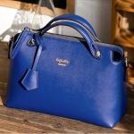 กระเป๋าแฟชั่นผู้หญิงทรงสวยหนังแท้ La Festin Paris รุ่น Vella ID: B23