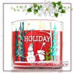 Bath & Body Works Slatkin & Co / Candle 14.5 oz. (Holiday)