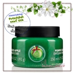 The Body Shop / Exfoliating Sugar Scrub 250 ml. (Glazed Apple)