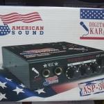 ปรี KARAOKE AMERICAN SOUND 301K
