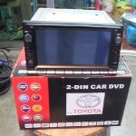DVD 2DIN VIGO FORTUNER