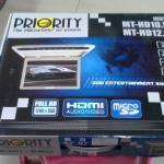 TV 12 นิ้ว เพดาน PRIORITY MT-HD 12.5