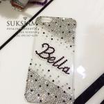 Case iPhone 6 Plus crystal case name เคสคริสตัลเพชรสวยใส่ชื่อเข้าของเอกลักษณ์เฉพาะคุณเท่านั้น ID: A288