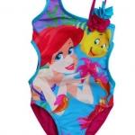 ชุดว่ายน้ำเด็กผู้หญิง ชุดว่ายน้ำเด็ก ลาย นางเงือกน้อย กับ ปลานีโม่ สีเหลือง น่ารักสุด ๆ 947529