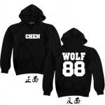 พร้อมส่ง Hood EXO CHEN Size M