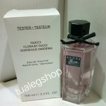 Gucci floral Gorgeous Gardenia edt 100ml.(tester box)