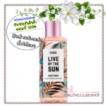 Victoria's Secret Pink / Body Mist 250 ml. (Live by the Sun) *Limited Edition