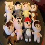 Preorder ตุ๊กตา EXO
