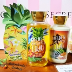 Bath & Body Works / Duo Gift Set (Golden Pineapple Luau) *Limited Edition