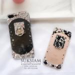 เคสไอโฟน 7 / iPhone 7 Plus เคสคริสตัลอลังการสวยเว่อร์สำหรับสาวหวาน