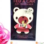 Ted A Car / Air Freshener (Aroma-Spa)