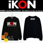 เสื้อ ikon-YG Red/black